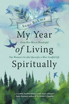my year of living spriitually